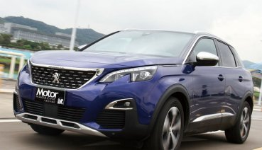 【路試報導】Peugeot All-New 3008 Suv Grip Control