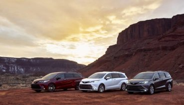 換裝 GA-K、捨棄 3.5 V6 改全 HYBRID 設定,2021 Toyota Sienna 第四代正式發表!