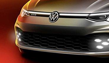 福斯預告將推出有史以來最潔淨的柴油車全新Golf GTD