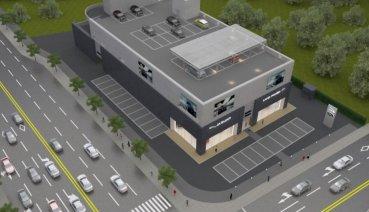 JAGUAR LAND ROVER 士林旗艦展示暨服務中心破土動工 預計2021年投入營運