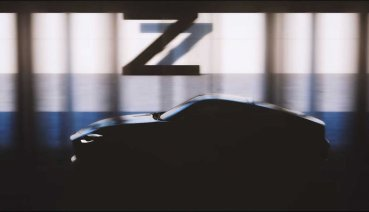 Nissan Z Proto顯露芳蹤!擁有復古設計和手排變速箱?