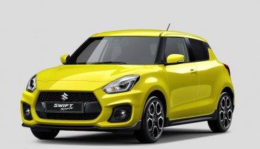 「日系Mini」強勢回歸!全新Suzuki Swift Sport型錄搶先看!