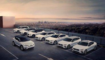 Volvo 2019年銷705,452輛寫下創廠93年最佳紀錄、台灣市場銷量成長8%表現亮眼!