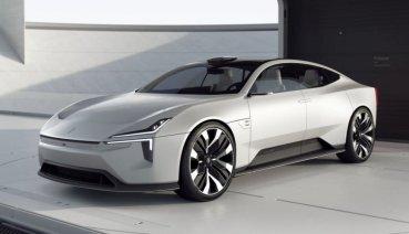 2020日內瓦車展預覽:電動四門GT跑車之爭,Polestar Precept Concept劍指Porsche Taycan