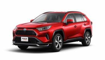 接單超出預期、新型鋰電池產能不足,Toyota RAV4 PHV 日本暫停接單!