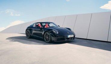 延續經典再進化!全新Porsche 911 Targa 4S預售價792萬元起登場
