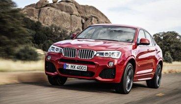 釋放運動潛能!全新BMW X4 M Sport Edition在台推出