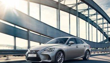 Lexus IS 續命大絕招,大規模改款車型將於下半年發表、台灣市場有望同步亮相
