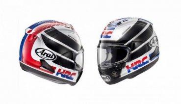 Honda騎士必買不可的「御用聖品」!Arai推出RX-7V「HRC Limited Edition」限量版,添加大師級的設計基因