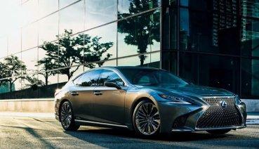 重拾 V8 動力懷抱、導入先進自動駕駛技術來強化戰力,Lexus LS 小改款車型 2021 年問世