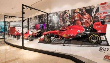法拉利Under the Skin特展亞洲首登場、Ferrari 488 Pista Spider同步亮相!
