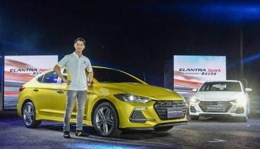 全新國產Hyundai Elantra Sport在台上市、79.9萬起享受百萬級的熱血感受!
