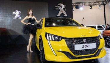 2020台北車展:挑戰最帥小車,Peugeot第二世代208亮相