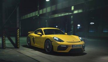 2021年式Porsche 718旗艦車型新增提供PDK雙離合器變速箱選擇!
