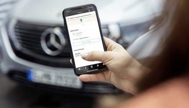 賓士為EQC和插電油電車推出Mercedes me Charge應用程式讓駕馭電動車更便利而有效率