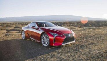 美艷GT跑車操控升級!2021 Lexus LC 500 / 500h登場