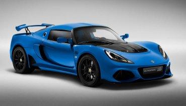 Lotus推出紀念版車型來致敬Exige的20年歷史