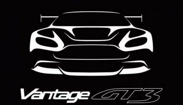 作風『超級硬派』!Aston Martin發表V12 Vantage GT3 2015宣傳影片