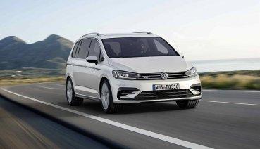 2020年式Volkswagen Touran上市、全車系標配IQ.DRIVE智能駕駛輔助系統!