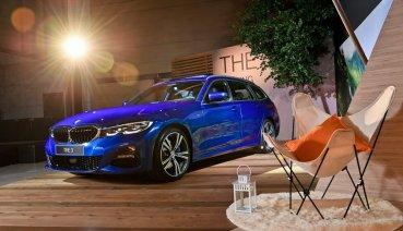 全新BMW 3系列Touring在台上市、首波導入三款車型售價236萬元起!