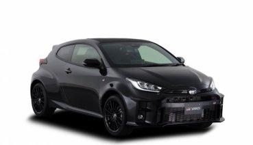 高輸出「RZ」、CVT 設定「RS」與賽車式樣「RC」,Toyota GR Yaris 規格編成釋出