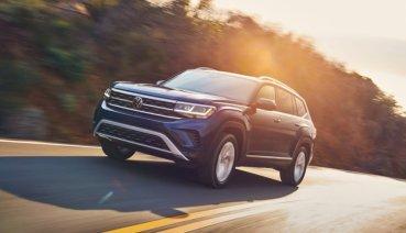 方正老派大傢伙變年輕了,2021 Volkswagen Atlas 全尺寸三排七人座小改款亮相