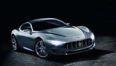 Maserati新世代跑車Alfieri終於浮上台面,準量產版將於2020登場!