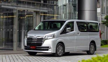 Toyota Granvia 正式售價出爐,頂規車型分別漲價 2-3萬、入門車款降價 1萬!