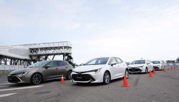 [新車試駕]Toyota Auris 絕非世俗的豐田