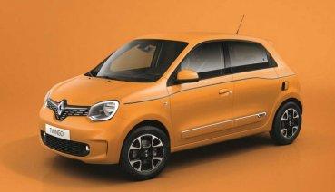 法系小清新微型車微整形,Renault Twingo 小改款將於日內瓦車展亮相