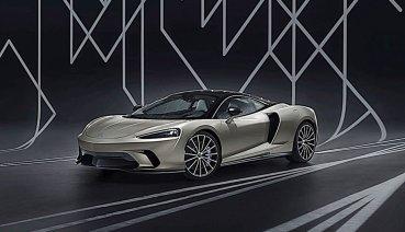 絕美玩色,McLAREN GT by MOS特仕車將在加州圓石灘經典車展中現身