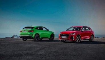 Audi推出新世代RS Q3與RS Q3 Sportback 擁有四百匹狂極動力(內有影片)