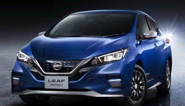 電動車也可以很個性!NISSAN Leaf Autech於6月21日本正式開賣