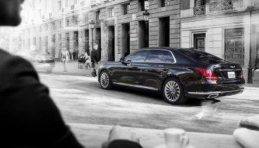 現代豪華品牌GENESIS前進歐洲,預告明年3月日內瓦車展將推出搶攻歐洲市場的新作