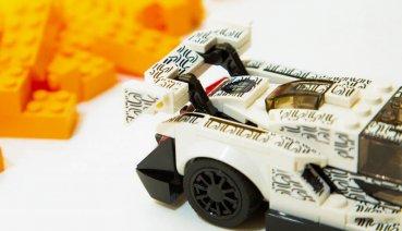究竟是何方神聖 ?McLAREN與LEGO公司明年初將推新商品