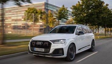 兩種輸出版本!Audi新款PHEV休旅Q7 TFSI e quattro德國上市