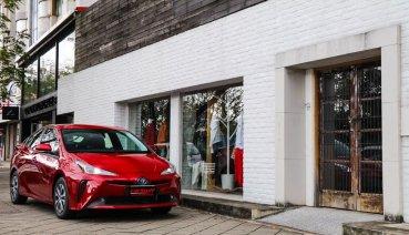 理性與感性之間多了美感,2019 Toyota Prius Hybrid 第四代小改款試駕