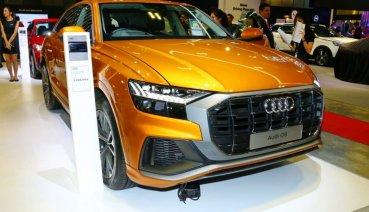 2019新加坡車展:四環旗艦運動休旅,Audi Q8實車賞析