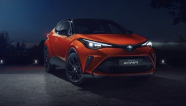 補齊 Toyota Safety Sense 主動安全系統,小改款 Toyota C-HR 即將於 12/19 發表!
