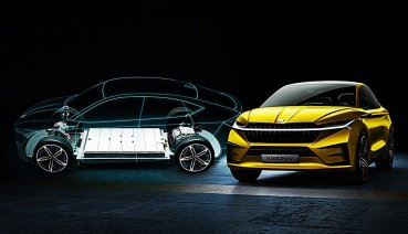 SKODA宣布4年內推出3款電動車,價格將會合理而且親民