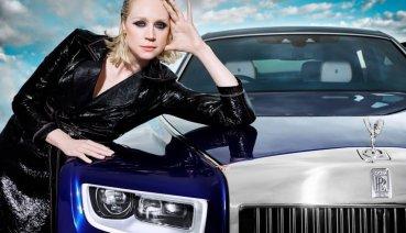 Rolls-Royce找來冰與火之歌知名演員Gwendoline Christie拍攝Phantom宣傳廣告