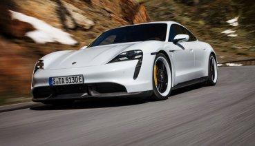 Porsche Taycan亮相!結合永續設計理念,並以Turbo命名的純電跑車