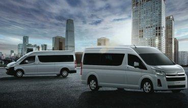 日系商用車扛壩子全面大革新,Toyota Hiace 300系第六代菲律賓世界初首發!台灣將於下半年導入