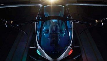 BMW Designworks推出Skai空中計程車