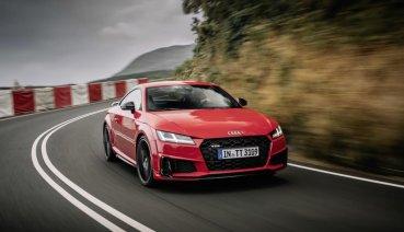 四環樂趣小跑車!Audi TTS Coupe/Roadster歐洲開放下訂