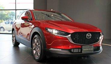 單一 2.0 SKYACTIV-G 汽油引擎、四種規格 89.9 萬起!Mazda CX-30 開始接單、10/23 發表
