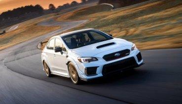 2019北美車展:Subaru史上第一款美國專屬WRX STI S209,配置日本HKS渦輪