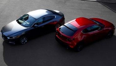 全新Mazda3同級之最,採用全球首創1,310 MPa高強度鋼材冷沖壓車身結構