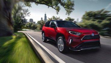 2019洛杉磯車展:媲美超跑的高性能 SUV,Toyota RAV4 Prime PHEV 插電式混合動力車型亮相!