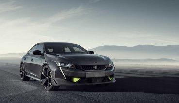 2019日內瓦車展:400hp 高性能跑獅降臨,Peugeot 508 Sport Engineered Concept 亮相